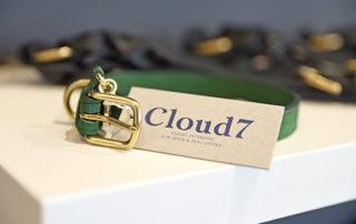 Hundehalsband Cloud 7