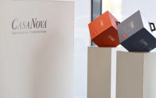 CasaNova Showroom präsentiert hochwertige Marken